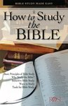 Pamphlet - How to Study the Bible