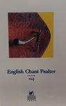 English Chant Psalter / Nkj