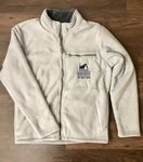Jacket - XXL Jamestown Fleece Oxford Gray