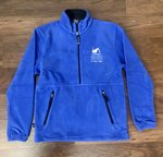 Adirondack Fleece -Royal Large