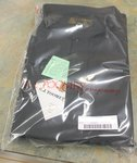 Clergy Shirt LS Neckband Black 18.5 x 36/37