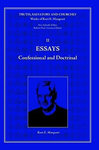 Essays: Confessional and Doctrinal, Vol II Logia Marquart Paperback