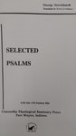 Selected Psalms
