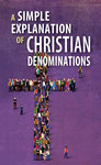 Simple Explanation of Christian Denominations (Pack of 20)