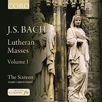 CD - J.S. Bach Lutheran Masses Vol.1