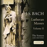 CD - J. S. Bach Lutheran Masses II