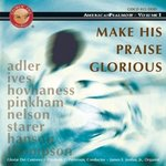 CD- Make His Praise Glorious: American Pslamody Vol.1