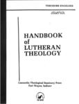 Handbook of Lutheran Theology