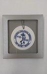 Ornament - CTSFW Seal Ceramic Circle