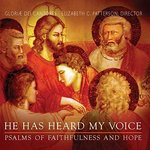 CD - He Has Heard My Voice