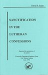 Sanctification in the Lutheran Confessions