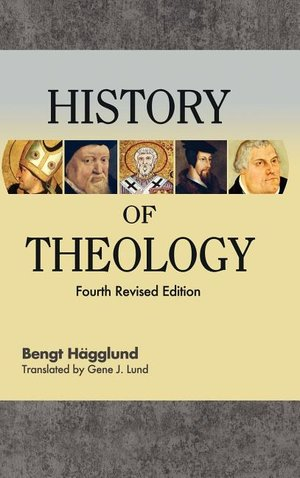History of Theology - 4th revised edition