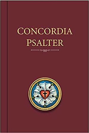Concordia Psalter