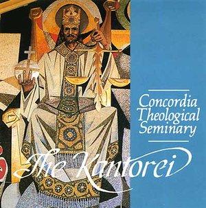 The Seminary Kantorei: Through the Church Year (CD)