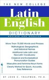 Bantam New College Latin and English Dictionary, Revised Edition