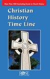 Pamphlet - Christian History Time Line