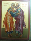 Icon - Saints Peter and Paul Large