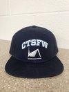 Baseball Cap - CTSFW Navy League Snap