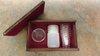 Pocket Communion Boxes - Walnut