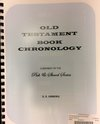 Old Testament Book Chronology